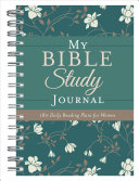 My Bible Study Journal