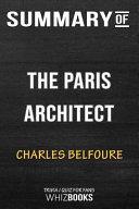 Summary Of The Paris Architect A Novel Trivia Quiz For Fans Book PDF