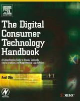 The Digital Consumer Technology Handbook PDF