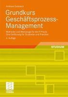Grundkurs Gesch  ftsprozess Management PDF