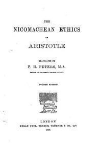 The Nicomachean Ethics of Aristotle PDF