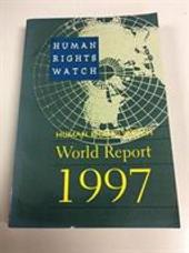 Human Rights Watch World Report 1997: Events of 1996
