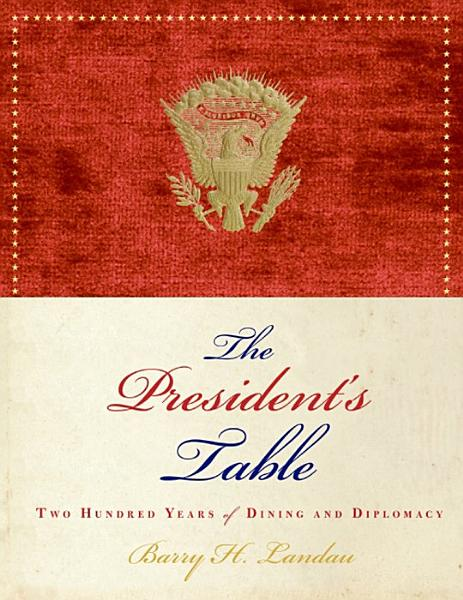 Download The President s Table Book