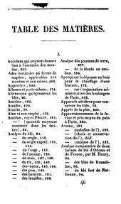 Manuel complet du boulanger, du negociant en grains, du meunier et du constructeur de moulins: Deuxième partie (253-550 p., 5 h. de lám. pleg.)