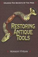 Restoring Antique Tools