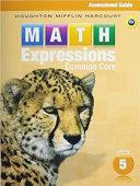 Math Expressions Grade 5 PDF