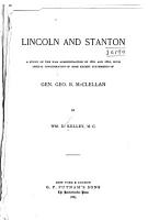 Lincoln and Stanton PDF