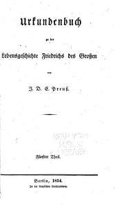 Friedrich der Grosse: Eine lebensgeschichte, Band 5