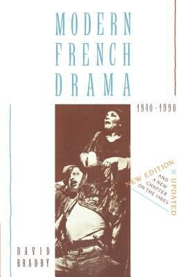 Modern French Drama 1940 1990 PDF