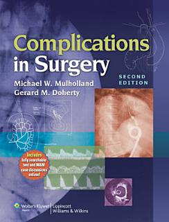 Complications in Surgery Book