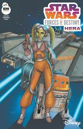 Star Wars: Forces of Destiny - Hera