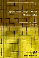 Digital System Design   Use of Microcontroller PDF