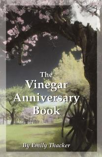 The Vinegar Anniversary Book Book