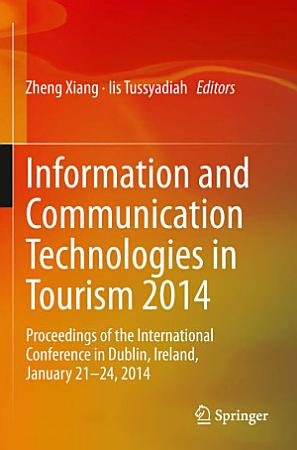 Information and Communication Technologies in Tourism 2014 PDF