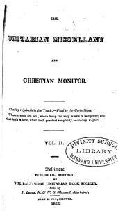 The Unitarian Miscellany and Christian Monitor: Volume 2