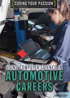 Using Computer Science in Automotive Careers PDF