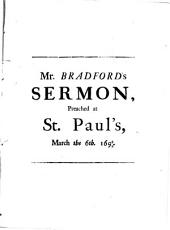 The nature of that salvation, which the Gospel offereth; and the method of obtaining it, by a mediator: A sermon preach'd in the cathedral church of St. Paul, March the 6th, 1698/9. Being the third, for this year, of the lecture, founded by the Honourable Robert Boyle, Esq;