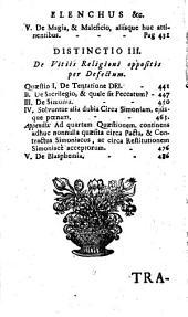 Theologia Moralis: Complectens Tractatum III. Et IV. De Peccatis, Virtutibus Theologicis, Religione, Et Vitiis Oppositis. 2