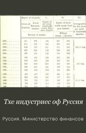 The Industries of Russia: Volumes 1-2