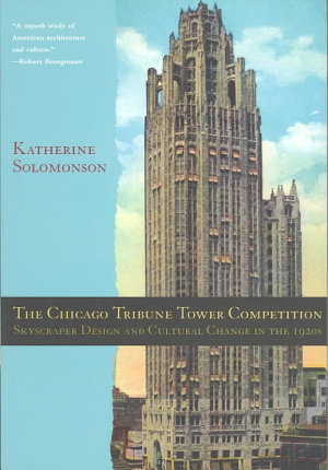 The Chicago Tribune Tower Competition PDF