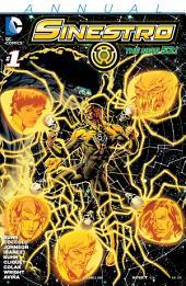 Sinestro Annual (2015-) #1
