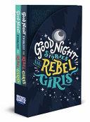 Good Night Stories for Rebel Girls 2 Book Gift Set PDF