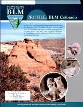 Profile: BLM Colorado