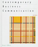 Contemporary Business Communication PDF