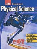 Holt Science Spectrum PDF