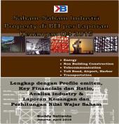 Industri Property Saham-saham BEI per Laporan Keuangan Q4 2015: Lengkap Profile emiten, Key Financials dan Ratio, Analisa industry & Laporan Keuangan dan Perhitungan Nilai Wajar Saham