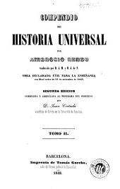 Compendio de historia universal, 2