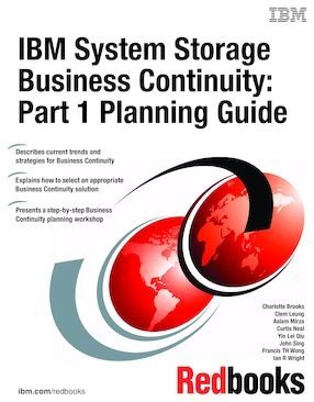 IBM System Storage Business Continuity: Part 1 Planning Guide