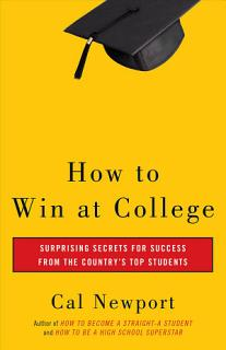 How To Win At College Book
