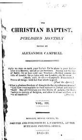 The Christian Baptist ...: Volume 3