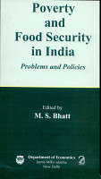 Poverty and Food Security in India PDF
