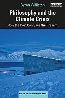 Philosophy and the Climate Crisis Book