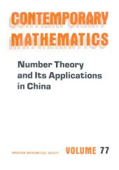Number Theory and Its Applications in China