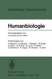 Humanbiologie: Ergebnisse und Aufgaben