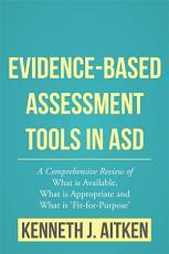 Evidence Based Assessment Tools in ASD PDF