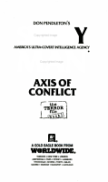 Axis of Conflict PDF