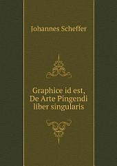 Graphice id est, De Arte Pingendi liber singularis