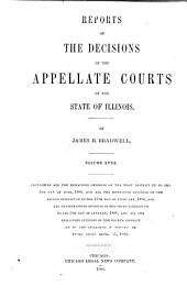 Reports of the Decisions of the Appellate Courts of the State of Illinois: Volume 18