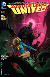 Justice League United (2014-) #9