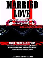 Married Love PDF