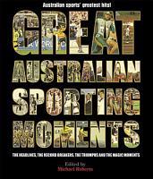 Great Australian Sporting Moments PDF