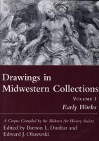 Drawings in Midwestern Collections  Early works PDF