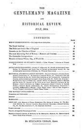 Gentleman's Magazine, Or Monthly Intelligencer: Volume 68