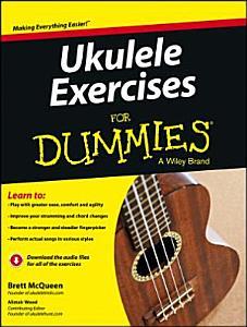 Ukulele Exercises For Dummies Book