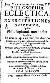 Philosophia eclectica