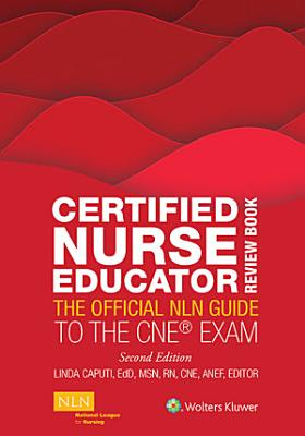 Certified Nurse Educator Review Book